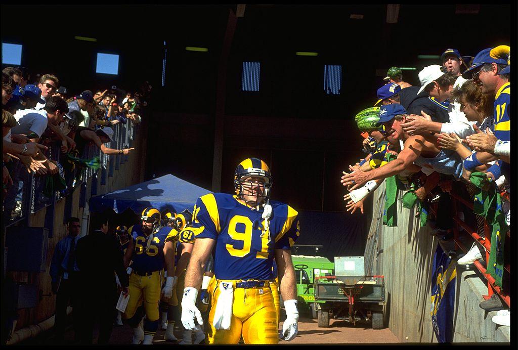 Former Steelers and HOF DE Kevin Greene has died