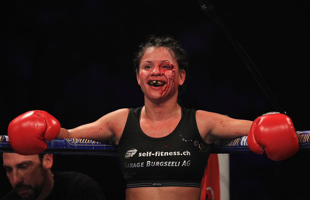 Former Katie Taylor opponent arrested on suspicion of beating husband to death