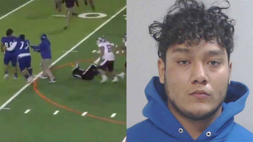 Football Player Who Attacked Ref Banned from All High School Sports
