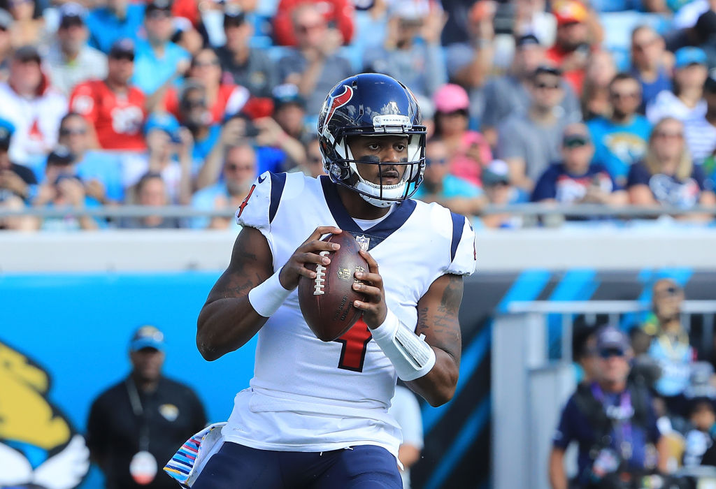 We have 'zero interest' in trading Deshaun Watson — Texans GM Caserio