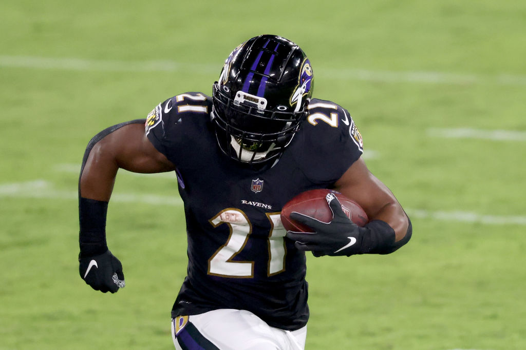 Ravens To Release Mark Ingram