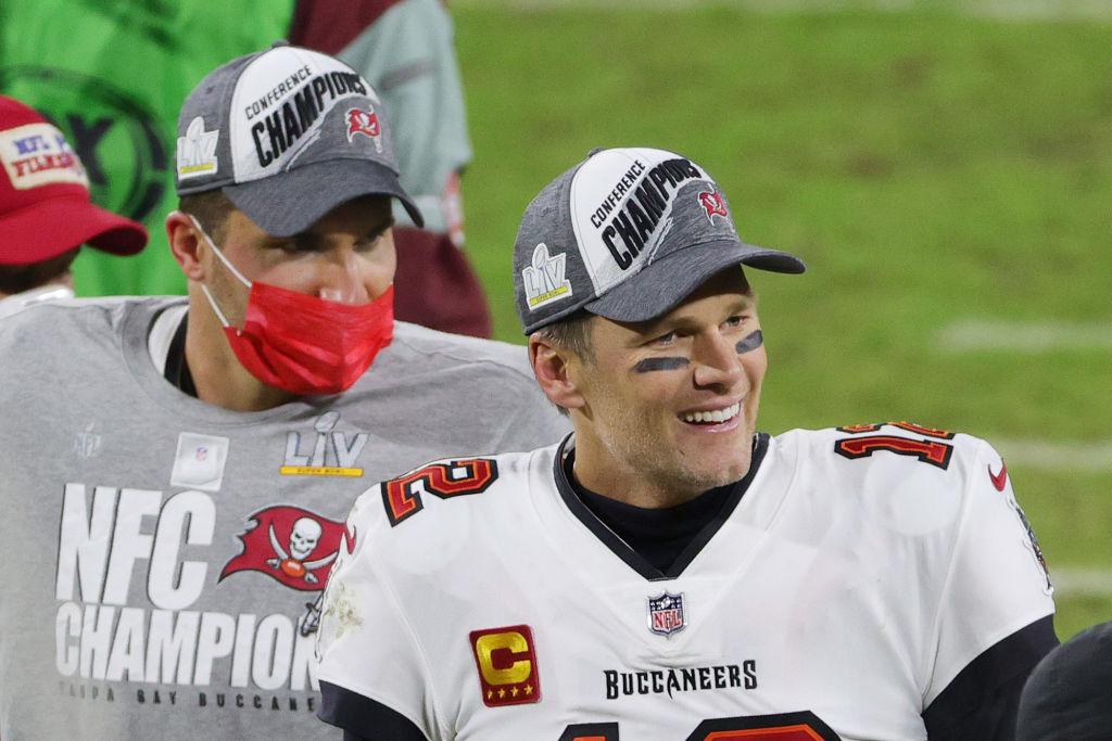 Tom Brady has played more Super Bowls than 31 National Football League teams