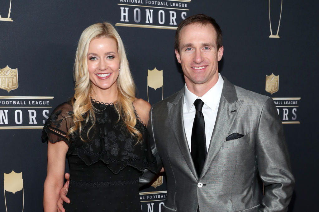 Drew Brees Played Serious Foot, Shoulder Injuries, Wife Says