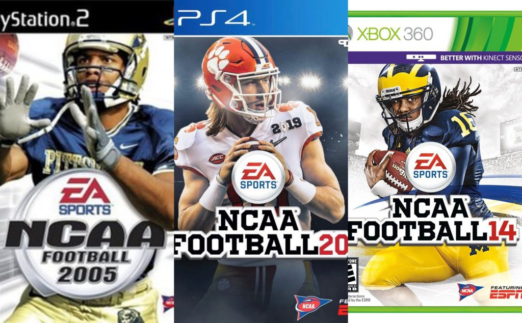 EA Sports bringing back college football video game as early as 2022