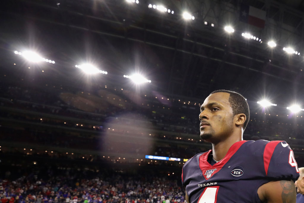 Here is how much Texans want in Deshaun Watson trade