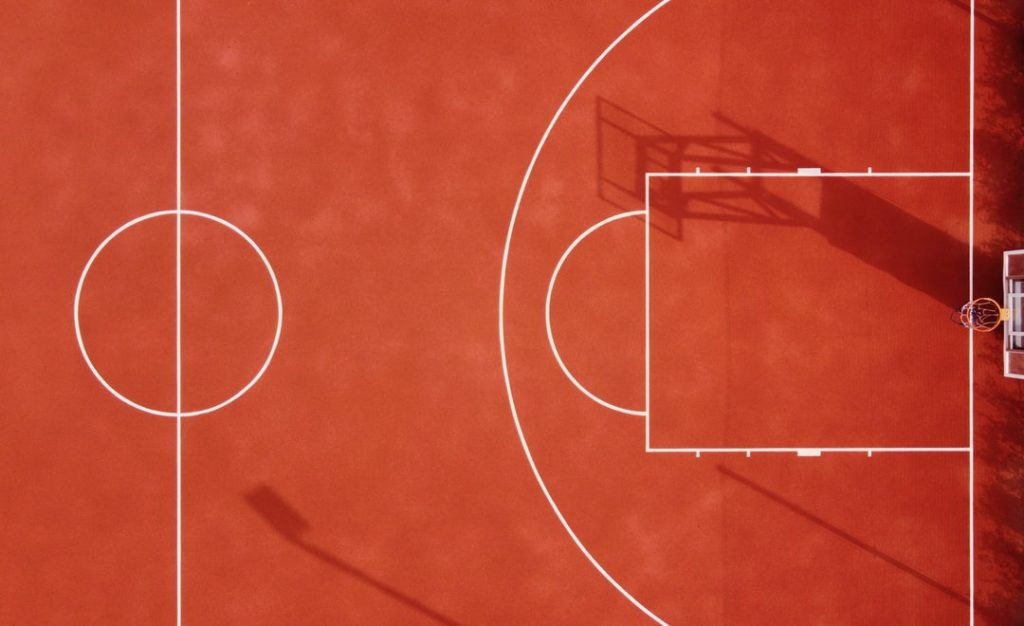 basketball court dimensions sizes