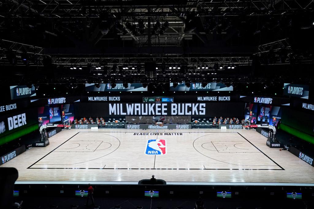 Milwaukee Bucks NBA Basketball Court Dimensions