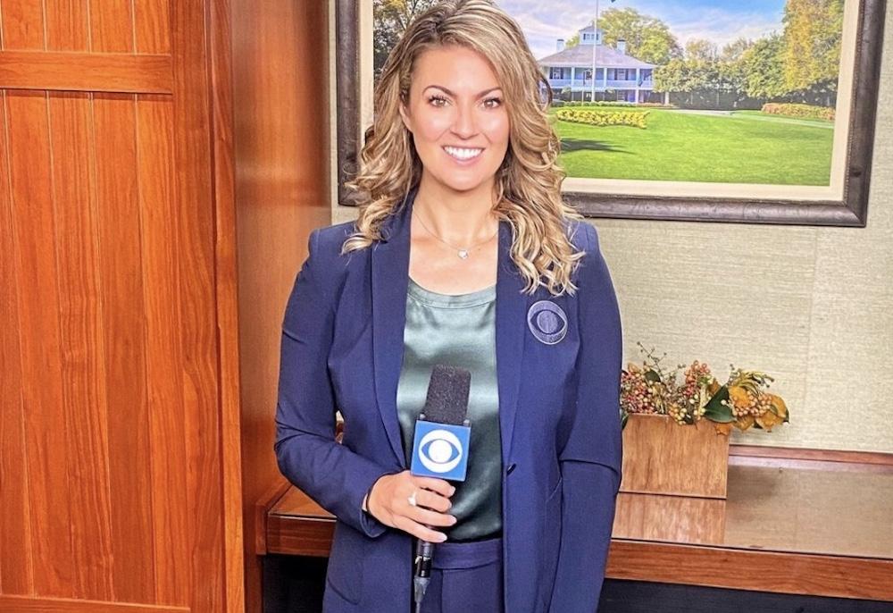 Amanda Balionis Golf Reporter