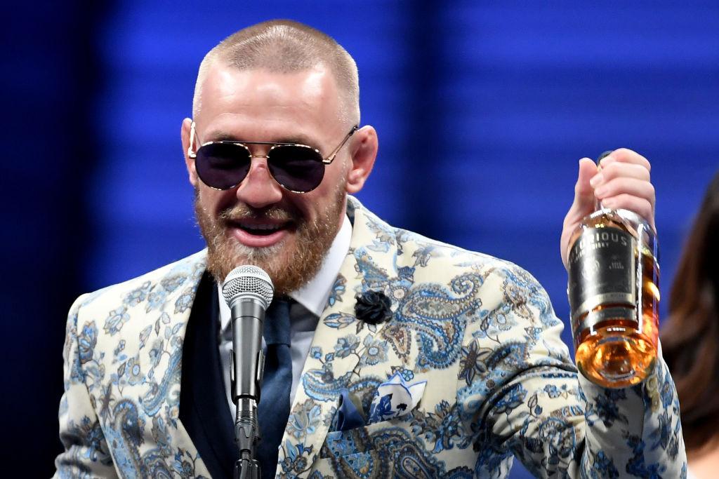 Conor McGregor net worth 2021 whiskey