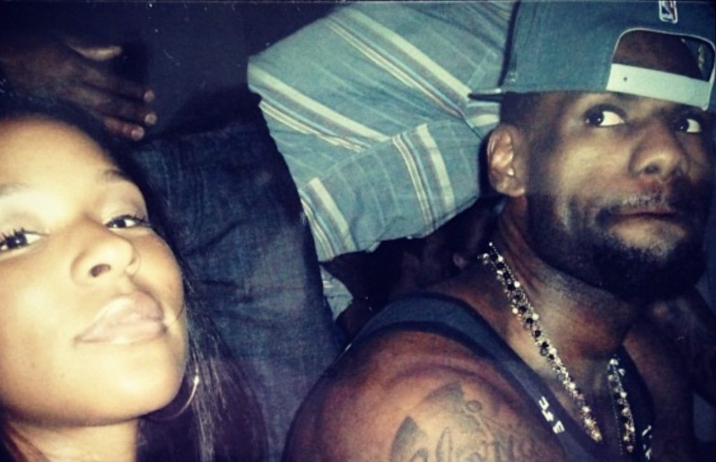 lebron james and his wife
