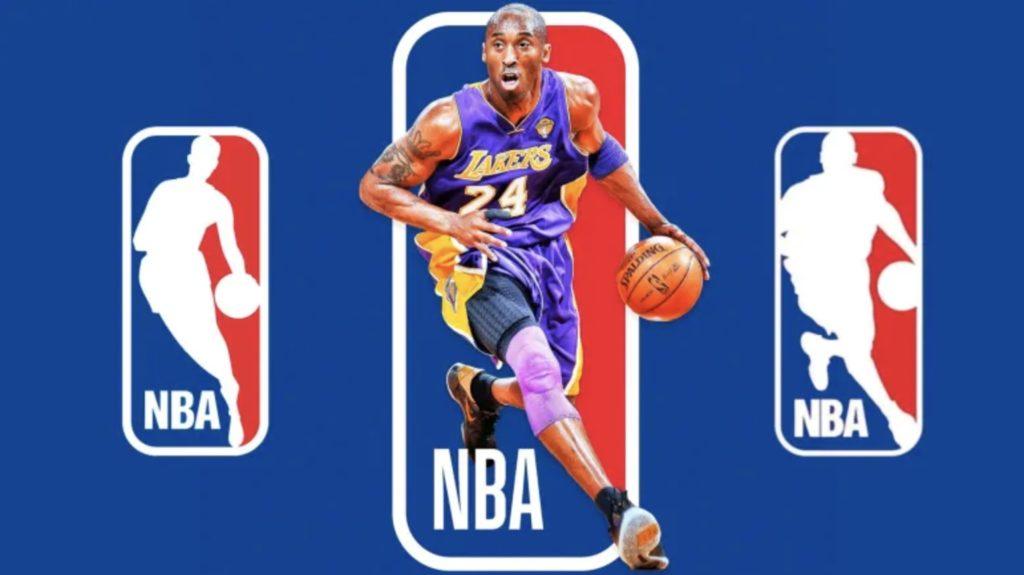 NBA logo kobe bryant