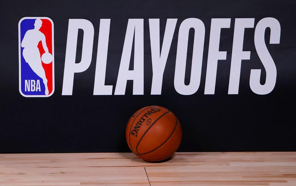 nba logo playoffs