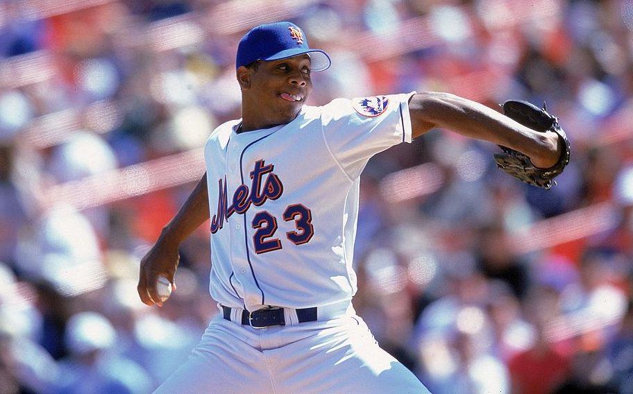 Pat Mahomes Sr. MLB Mets