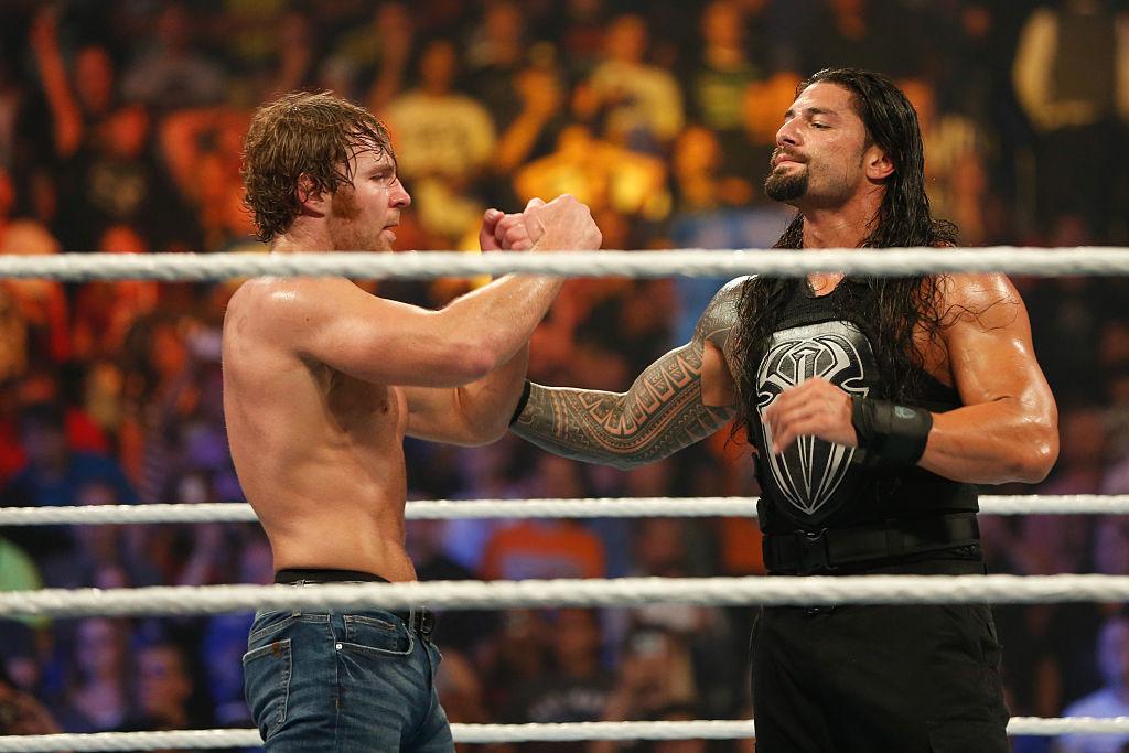 WWE Summerslam The Shield