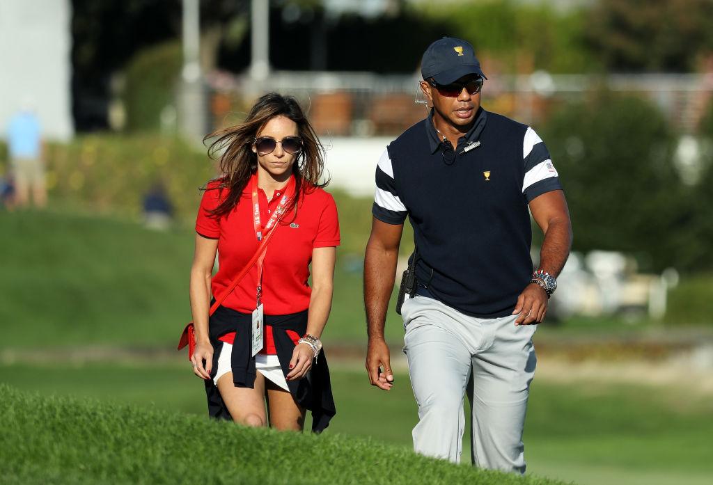 Tiger Woods Girlfriend Erica Herman