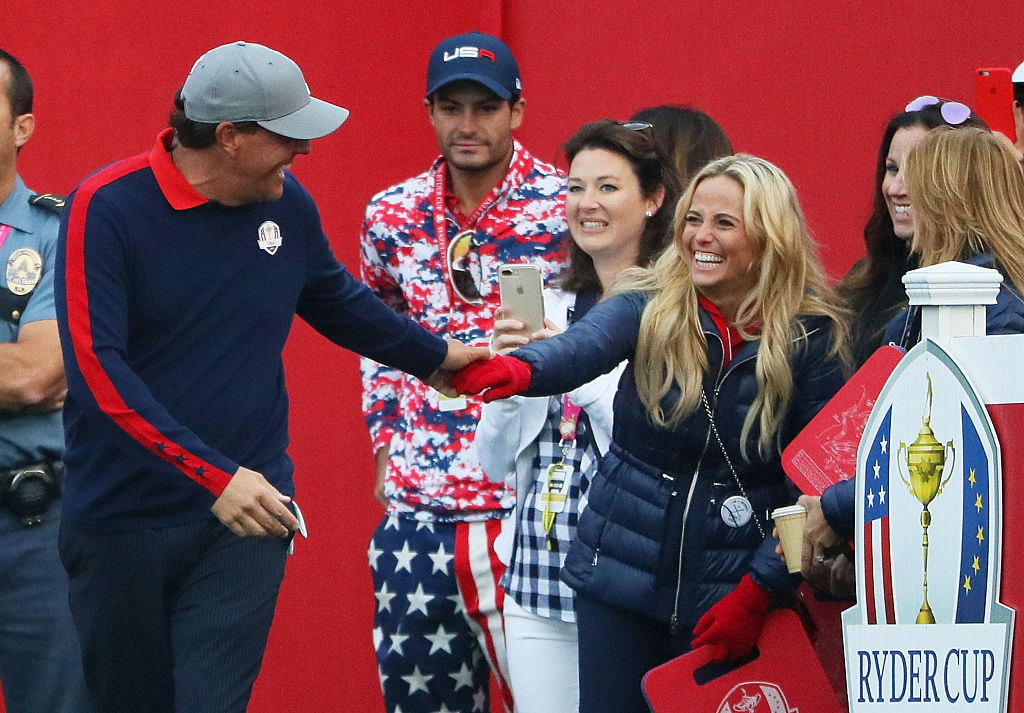 phil and amy mickelson ryder cup