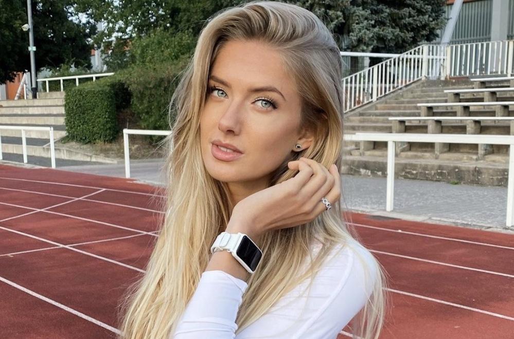 alica schmidt worlds hottest athlete