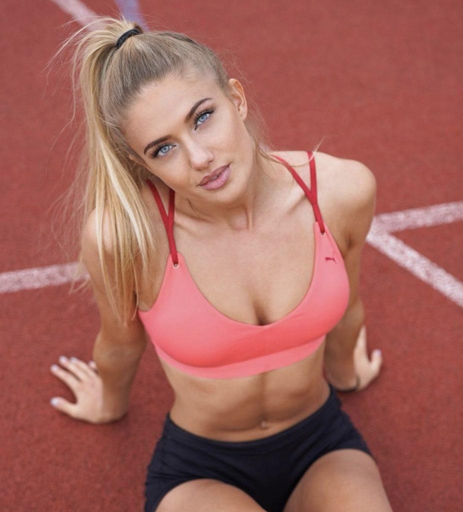 world's hottest athlete