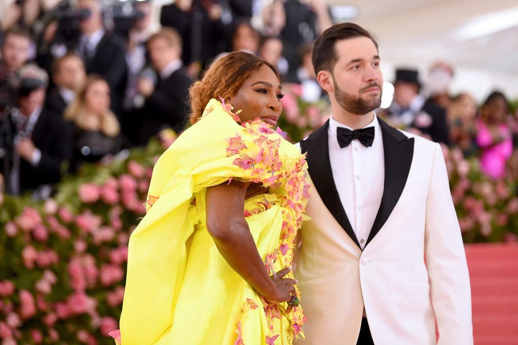 Serena Williams Husband Alexis Ohanian