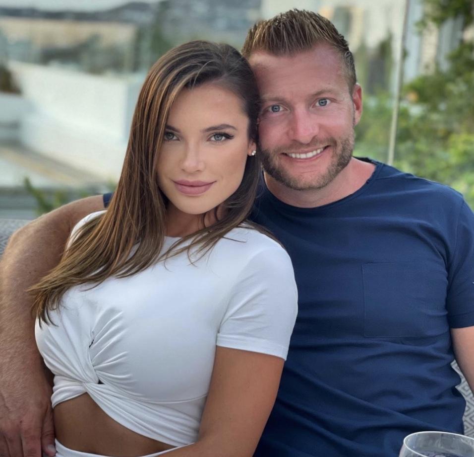 Veronika Khomyn Sean McVay Wife