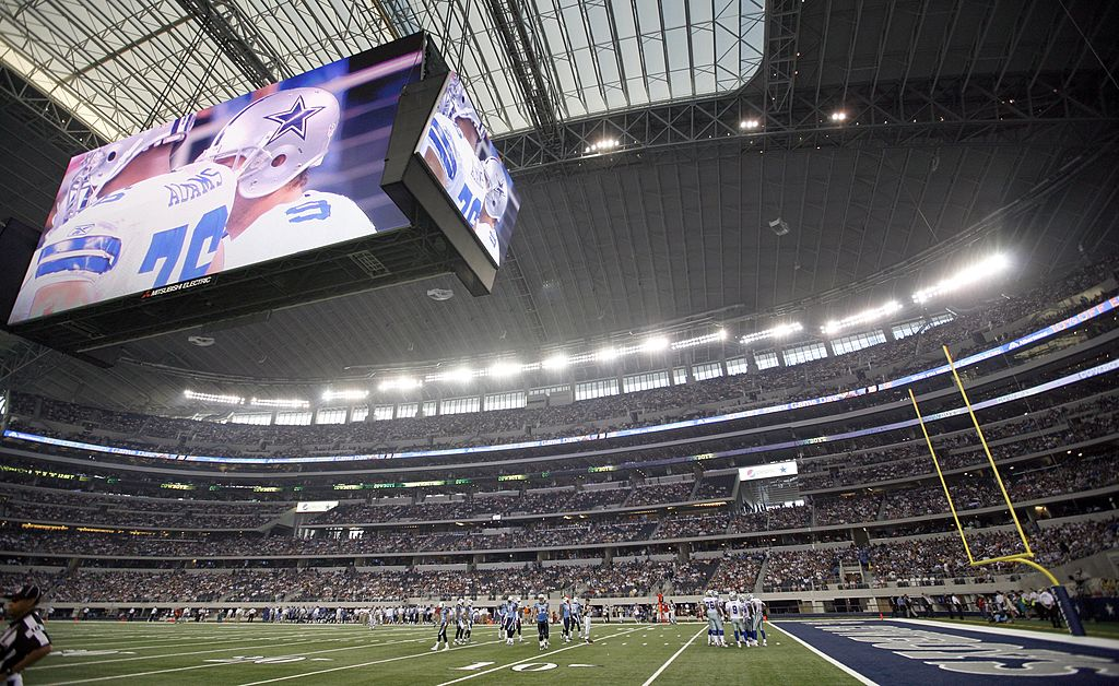 at&t stadium big screen
