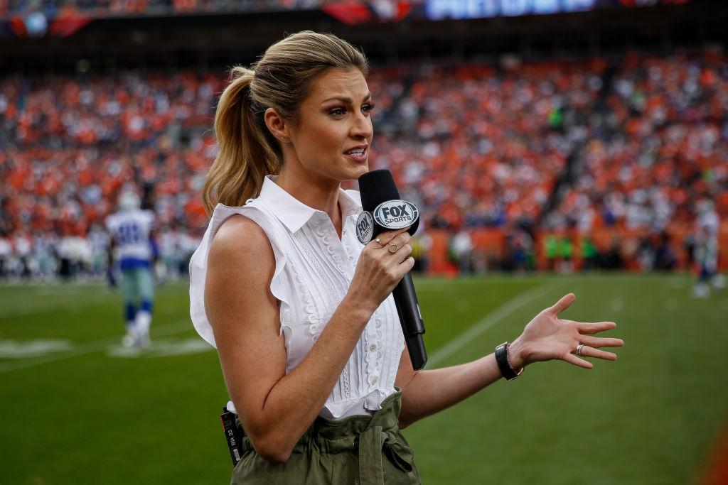 NFL on Fox reporter
